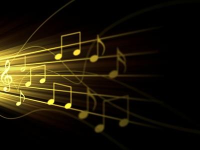 Musical Notes for Sacred Concert flier