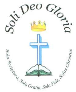 Soli Deo Gloria for Sacred Concert flier
